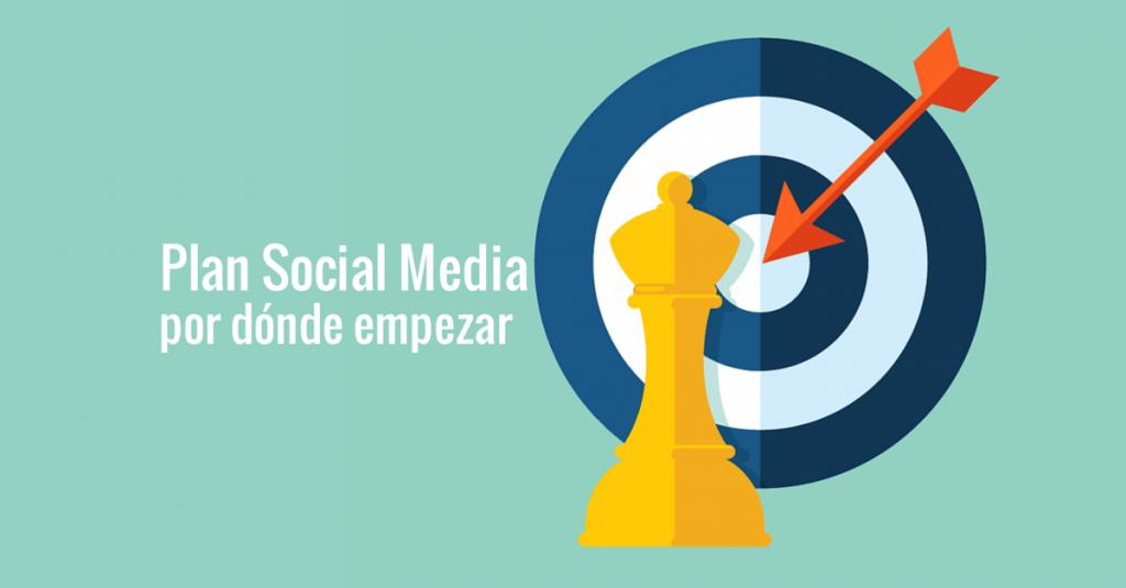 Cómo empezar plan social media