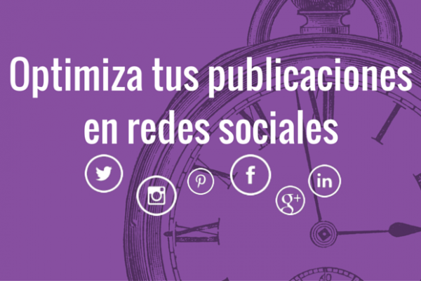 Optimiza tus publicaciones en redes sociales