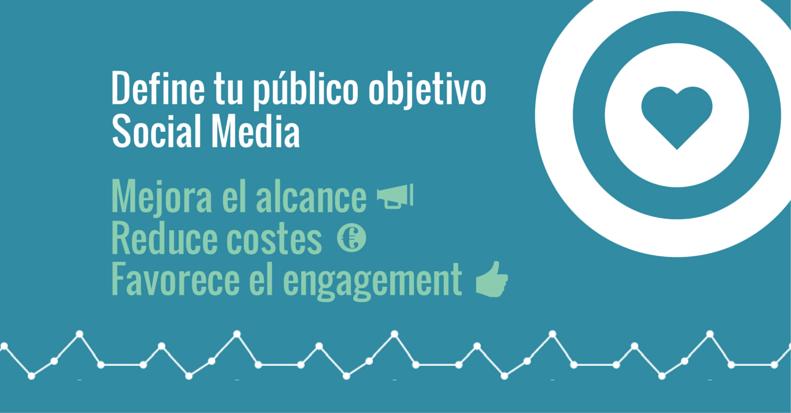 Por qué definir el público objetivo en social media
